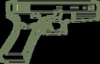 Glock18 hud outline csgoa