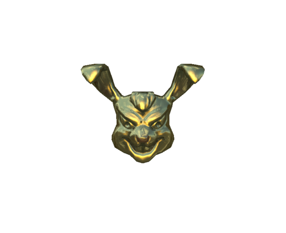 File:Csgo Facemask bunny gold.png