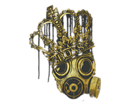 Crown spray large pw