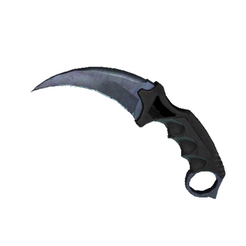 File:Csgo-knife-karambit-bluesteel.png