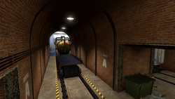 De train bombsite B target 2
