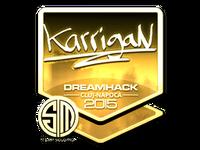 Csgo-cluj2015-sig karrigan gold large