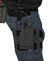 P revolver holster