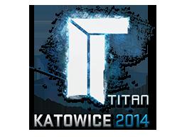 Sticker-katowice-2014-titan