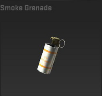 Smokegrenade purchase