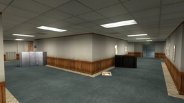 Cs office side hall