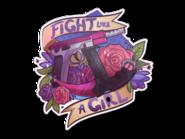 Csgo-community-sticker-2-fightlikeagirl large