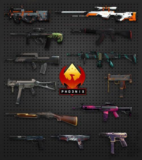 Operation Phoenix Weapon Case Counter Strike Wiki
