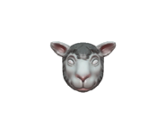 Csgo Facemask sheep