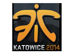 Sticker-katowice-2014-fnatic