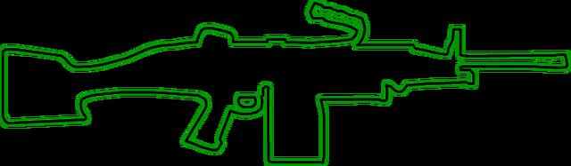 File:M249 hud outline csgo.png