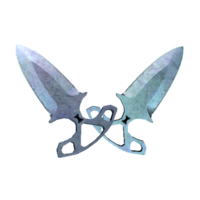 Csgo-knife-shadow-daggers-blue-steel-MW
