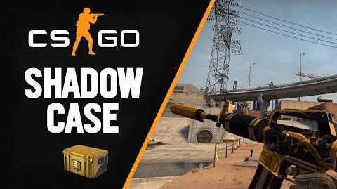CSGO Shadow Case Showcase