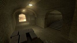 CSS Dust2 B Lower Tunnels