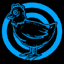 File:Chick1 ltblue.png