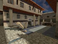 De torn cz0035 courtyard