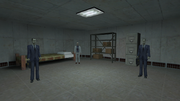 Cs hideout hostages bedroom