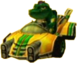 Crash Nitro Kart Zam In Kart