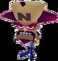 Crash Bandicoot 2 Cortex Strikes Back Doctor Neo Cortex