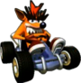 CTR Fake Crash Bandicoot Promo