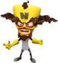 Crash Bandicoot N. Sane Trilogy Doctor Neo Cortex