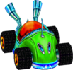 Team Trance Kart