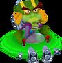 Crash Bandicoot The Wrath of Cortex Nitros Oxide