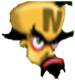 Crash Bash N. Cortex Icon