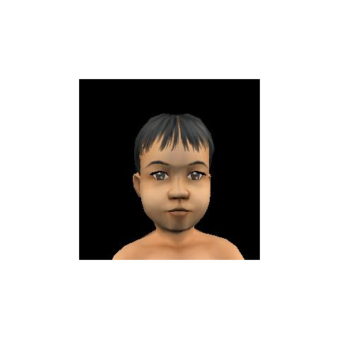 Toddler Female 2 Tan