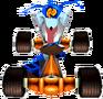 CTR Crash Team Racing Ripper Roo