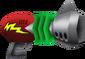 Crash Twinsanity Doctor Neo Cortex's Ray Gun