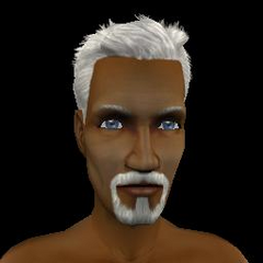 Elder Male 2 Dark