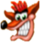 Crash Bash Crash Bandicoot Icon