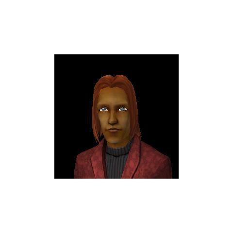 Patrick Jones' genetic in-game appearance