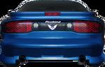 Pontiac Firebird Rear View