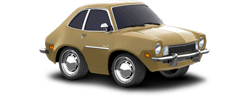 FORD Pinto TR1