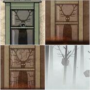 Mr Deer Soul Window