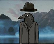 Boatman is mr crow