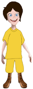 Curious George 4- Troy Dunlop (full body)