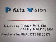 Pinata Vision Title Card