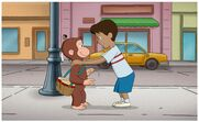 Curious George and Marco