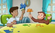 Curious George Celebrates Mother's Day with an all-new episode celebrating latina moms
