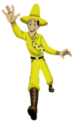 Curious George TV Series- Ted Shackleford