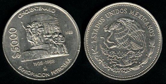 File:Mexico 5000 pesos 1988.jpg