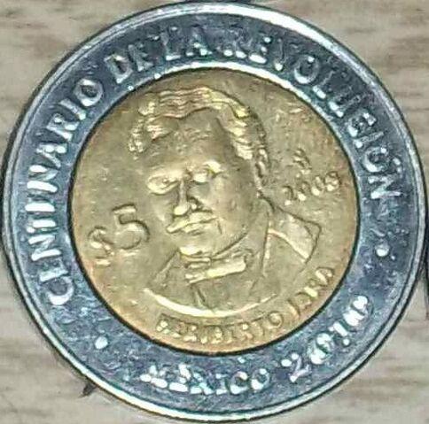 File:Heriberto Jara 5 peso coin 2008.jpg