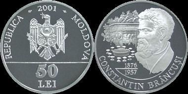 File:Moldova 50 lei Brâncuşi 2001.jpg