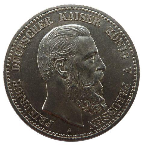 File:5 Mark Preußen Friedrich III.jpg