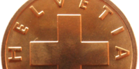 Mexican 2½ peso coin