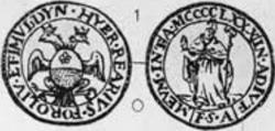 Forli ducato 1480
