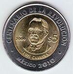 Luis Cabrera 2009